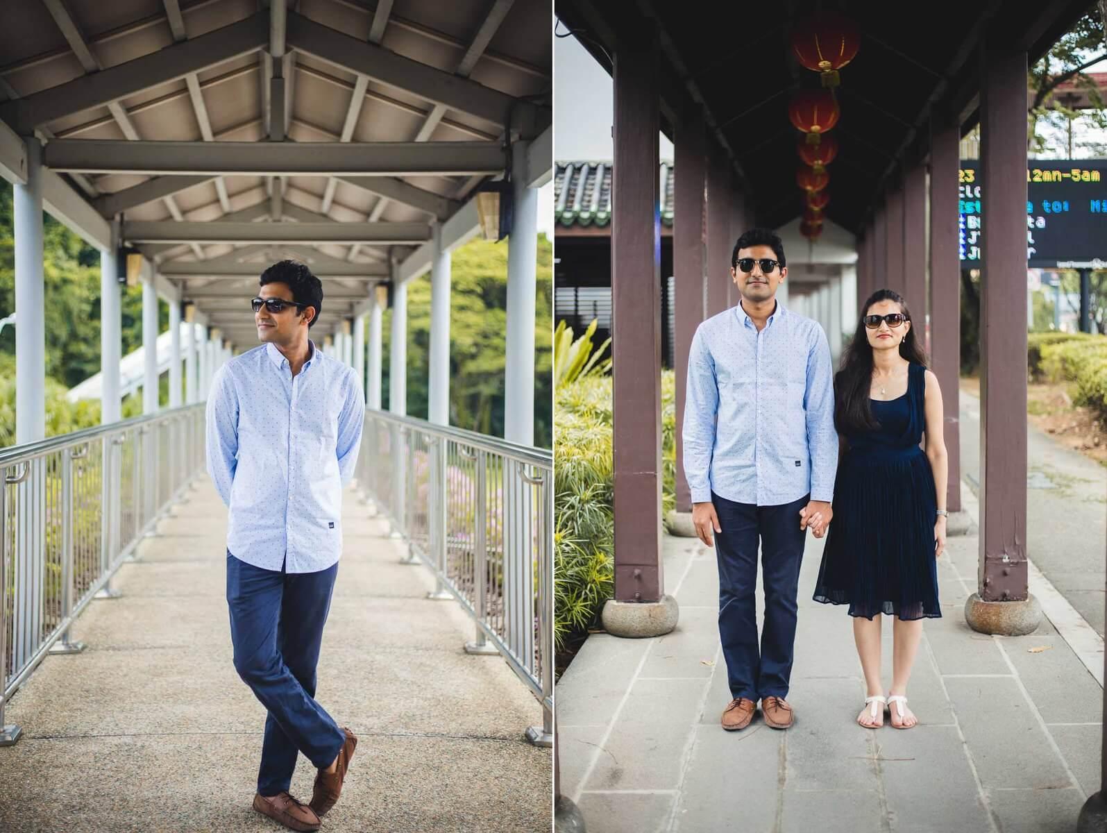 Singapore, Clark Quay, Wedding, Photoshoot